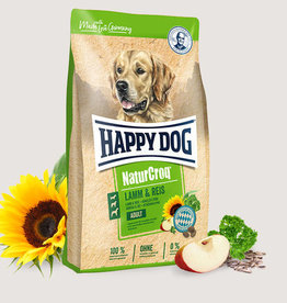 Happy Dog Premium - NaturCroq Lam & Rijst