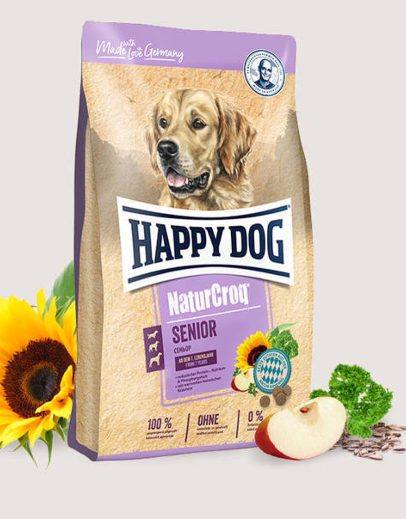 Happy Dog Premium - NaturCroq Senior