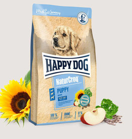 Happy Dog Premium - NaturCroq Puppy