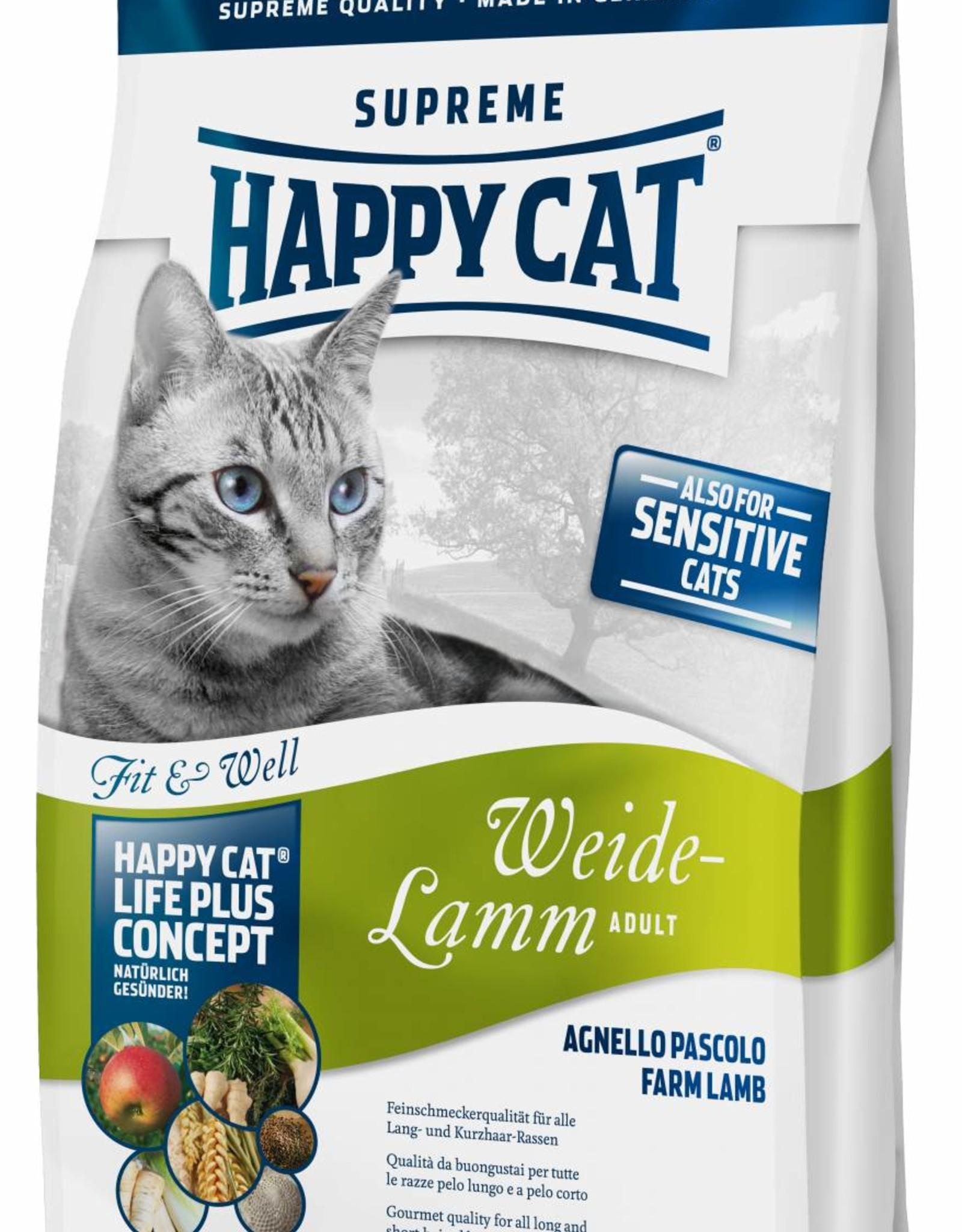 Happy Cat Supreme Adult Weide-Lamm