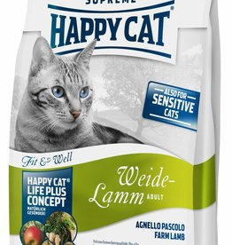 Happy Cat Supreme Adult Weide-Lamm 10 kg