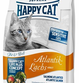 Happy Cat Supreme Adult Atlantik-Lachs 10 kg