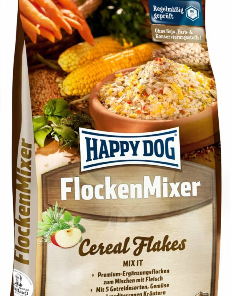 Happy Dog FlockenMixer
