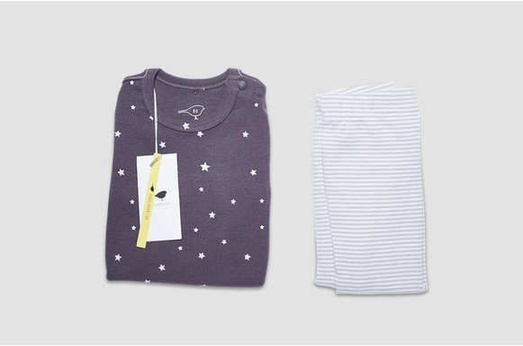 "Kinder Loungewear ""Dark Star"""