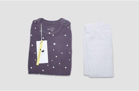"Kinder Loungewear ""Dark Star"""