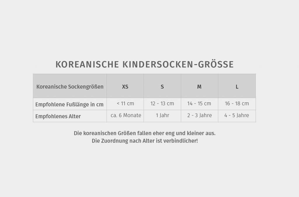 "Kokkacharm Kinder Kniestrümpfe ""Gray"""