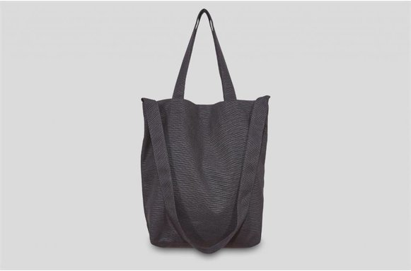"Kleine Canvas Bag ""black"""