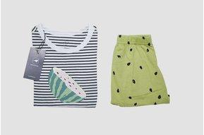 "Kinder Loungewear ""Juju Watermelon"""
