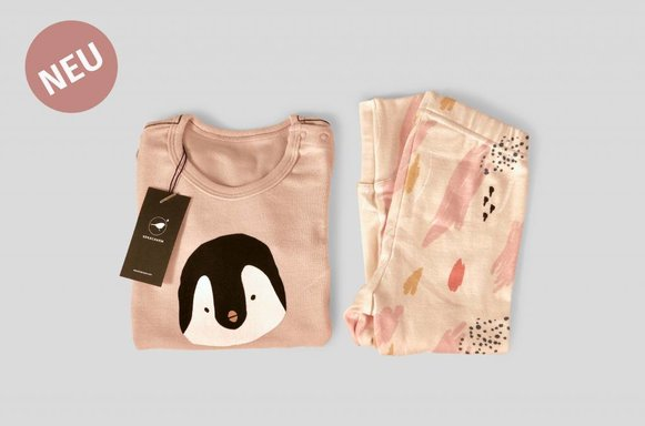 "Kinder Loungewear ""Pinguin"""