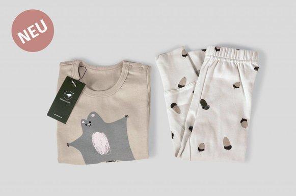 """Kinder Loungewear """"Eichhörnchen"""""""
