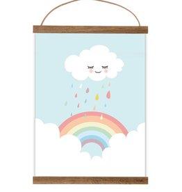 Poster  Regenbogen
