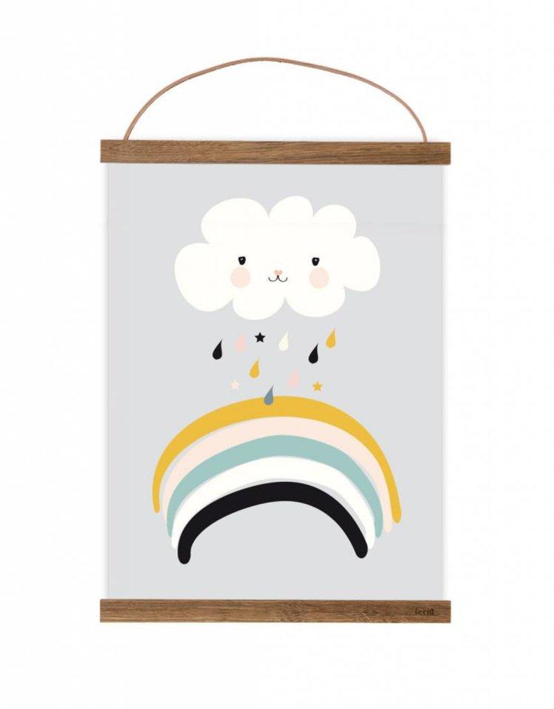 Poster Fur S Kinderzimmer Kleine Wolke