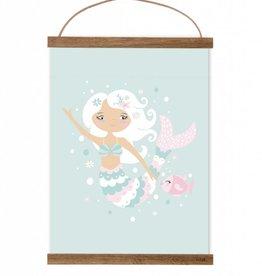 Poster Kleine Meerjungfrau