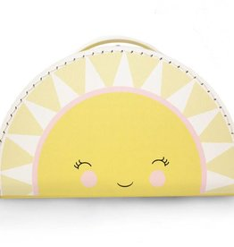 Kinderkoffer Sonne