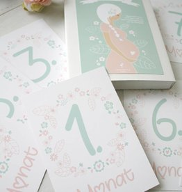 Milestonecards pregnancy