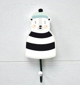 Wandhaken Herr Eisbär