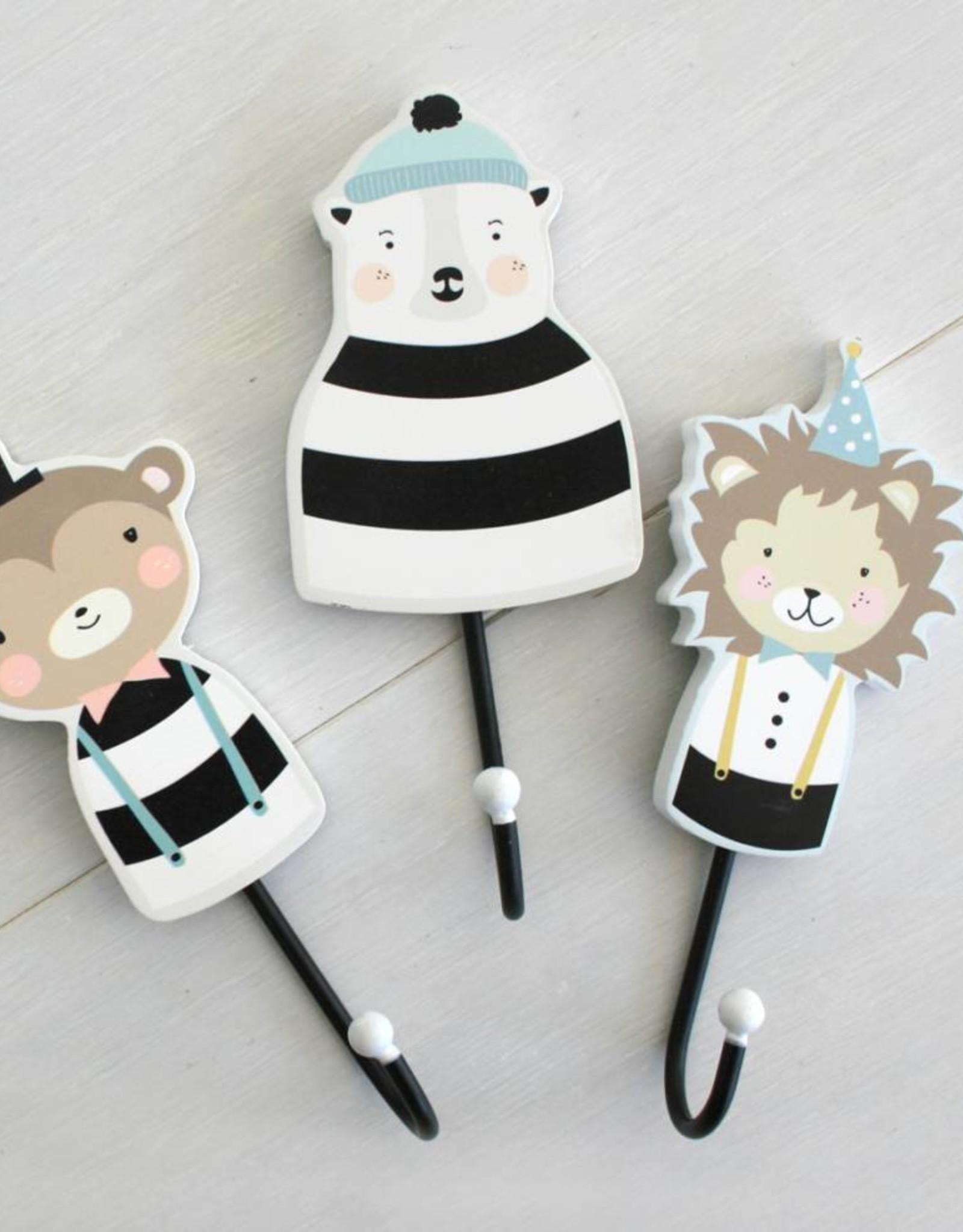 Wandhaken für's Kinderzimmer Herr von Affe
