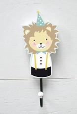 Wallhook for the kids room little Lion