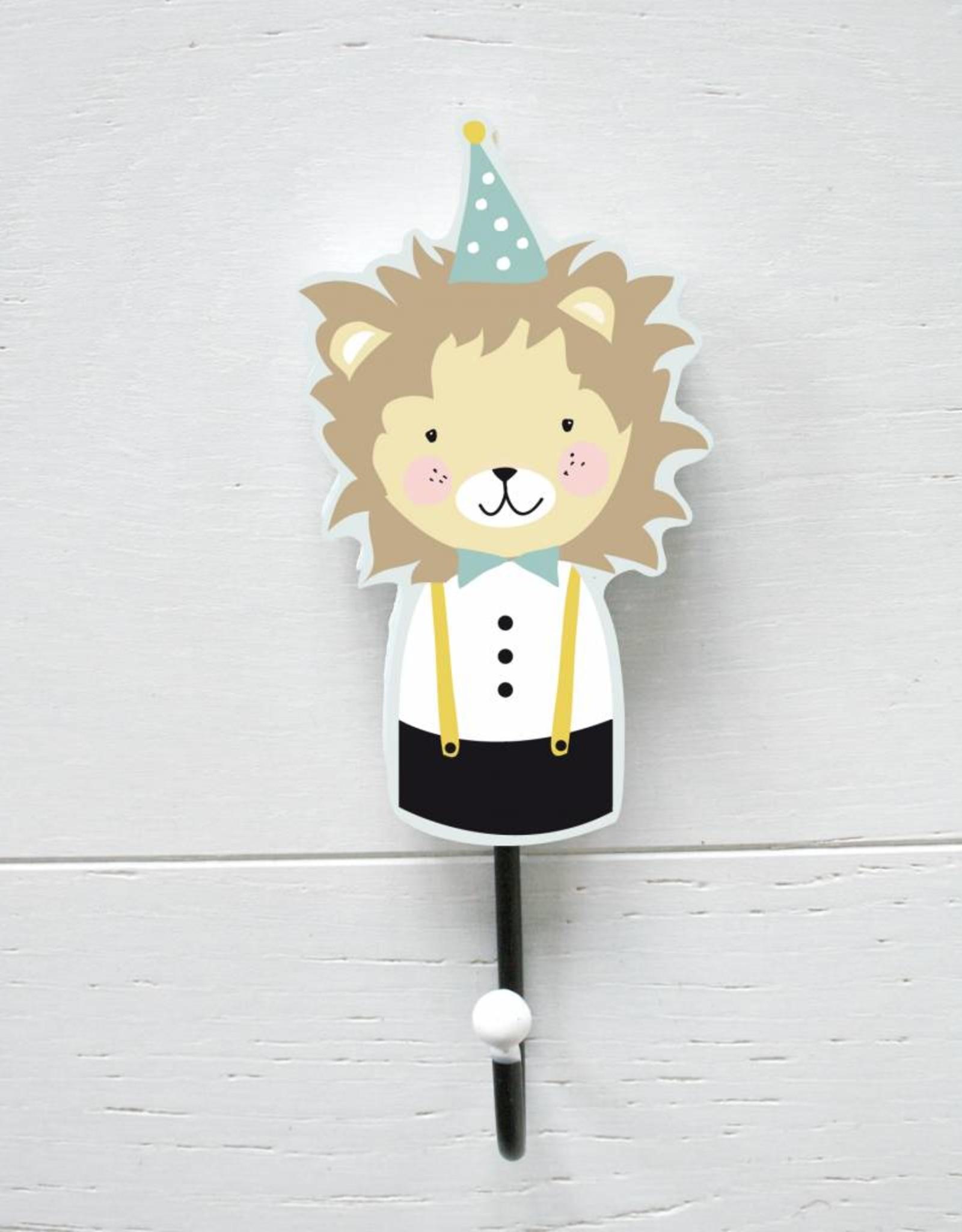 Wandhaken für's Kinderzimmer Kleiner Löwe
