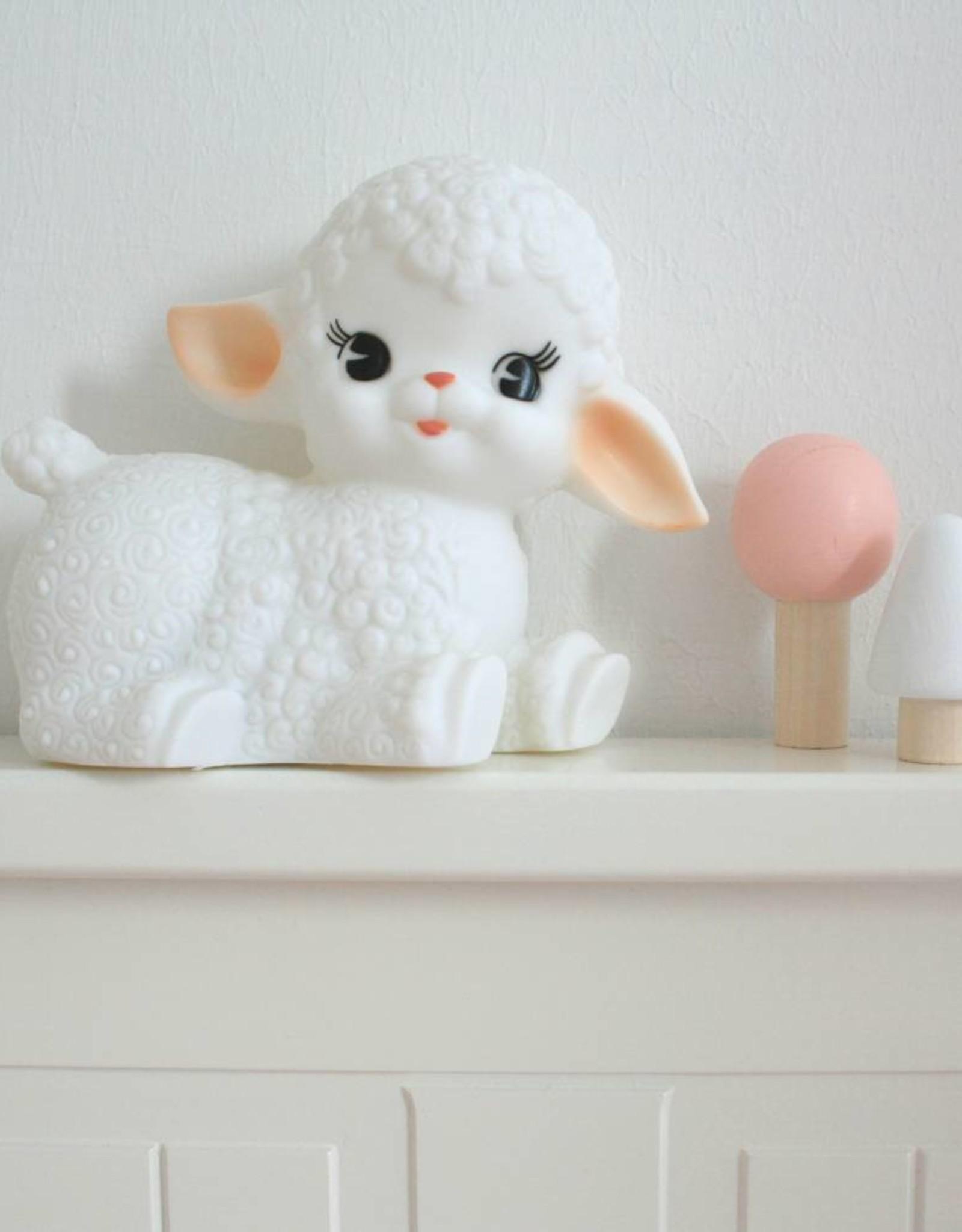 Little Lamb nightlight Wooly