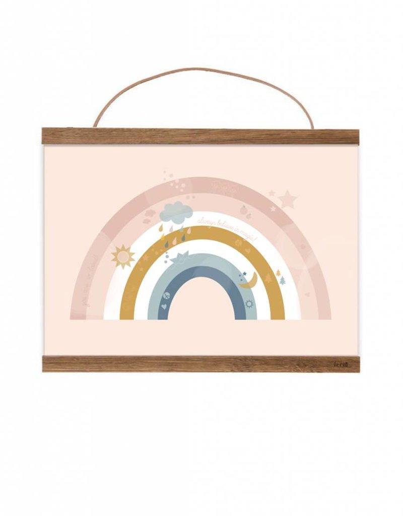 Poster Little-Rainbow
