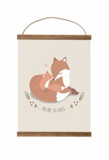 Poster Mama Fox