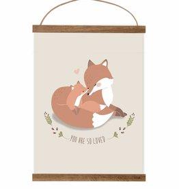 Poster Mama Fuchs