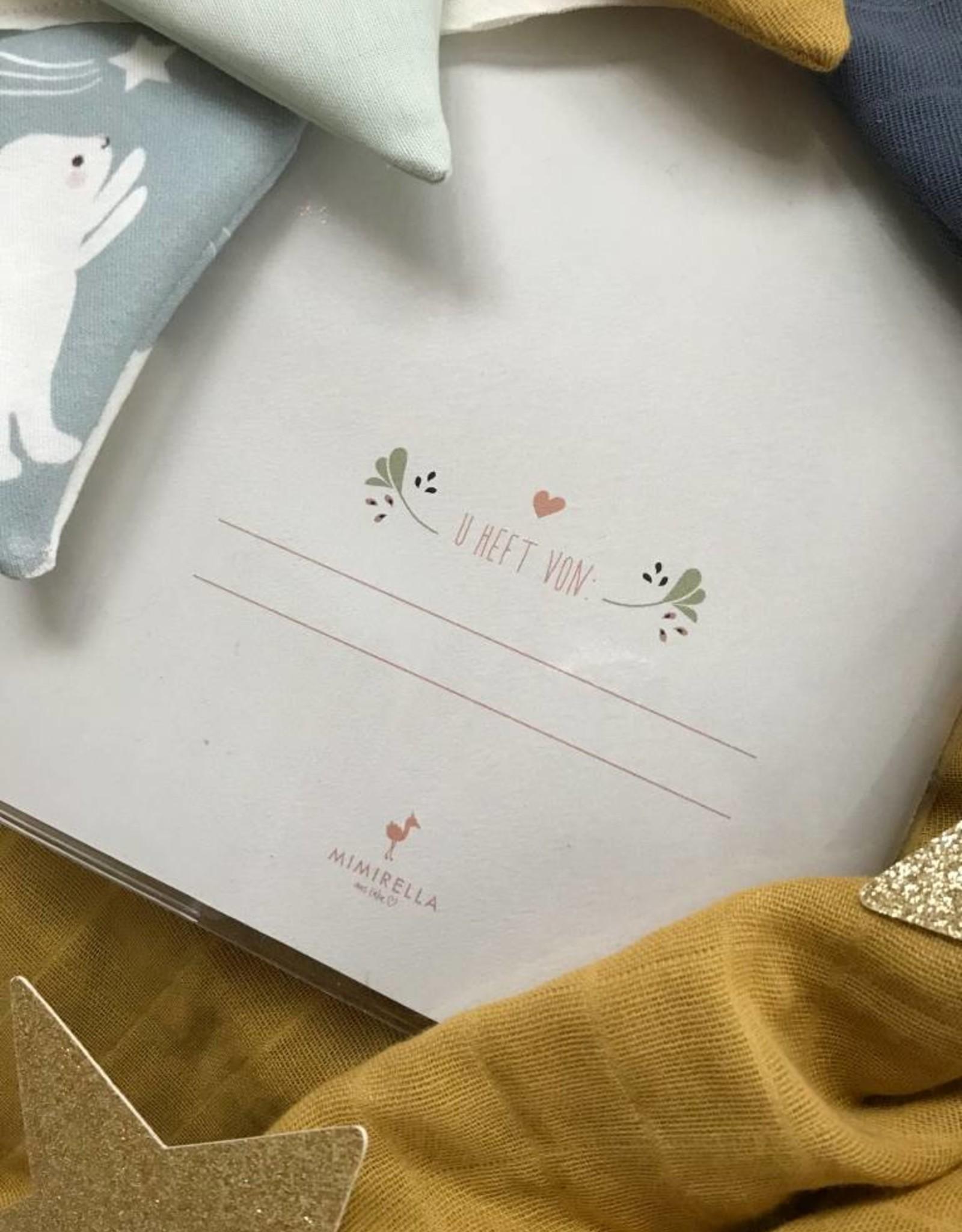 Mimirella sleeve for your child's U Heft