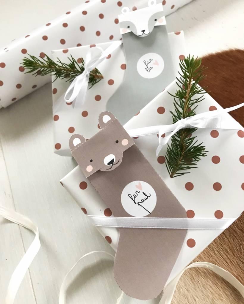 DIY Weihnachtskärtchen