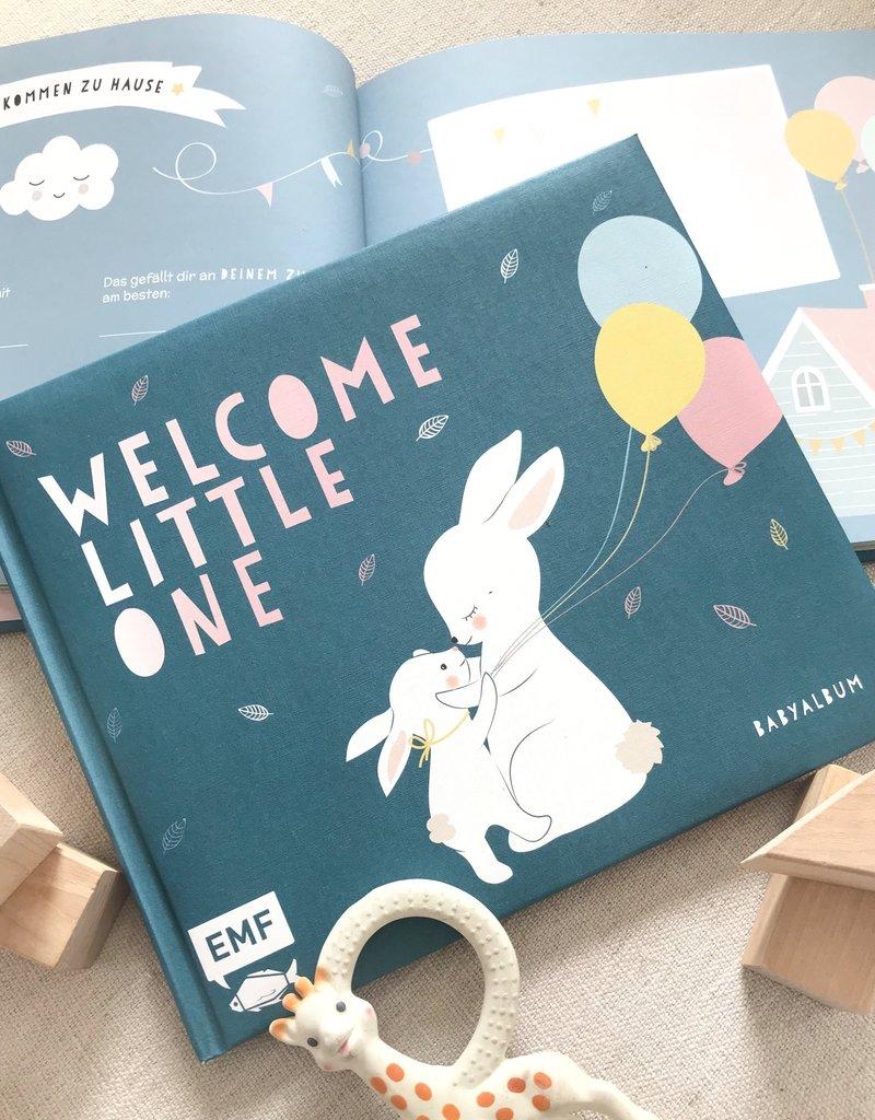 """Babyalbum """"Welcome Little One"""""""