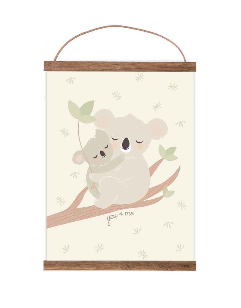 Poster Mama Koala