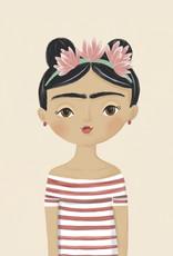 Poster für's Kinderzimmer - Kleine Greta