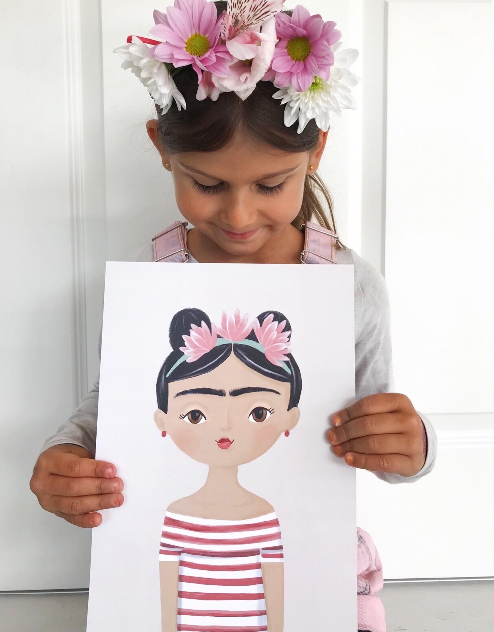 Poster Little Greta