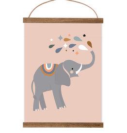 Poster Emma Elefant