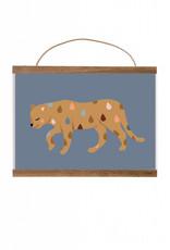 Poster für's Kinderzimmer - Leo Leonard