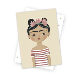 Postcard  Frida
