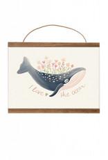 Poster Little Ocean Love