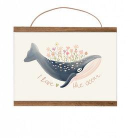 Print Ocean Love