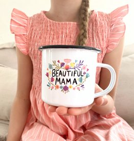mug Beautiful Mama