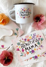 Greetingcard Beautiful Mama