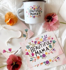 Greetingcard Beautiful Mama