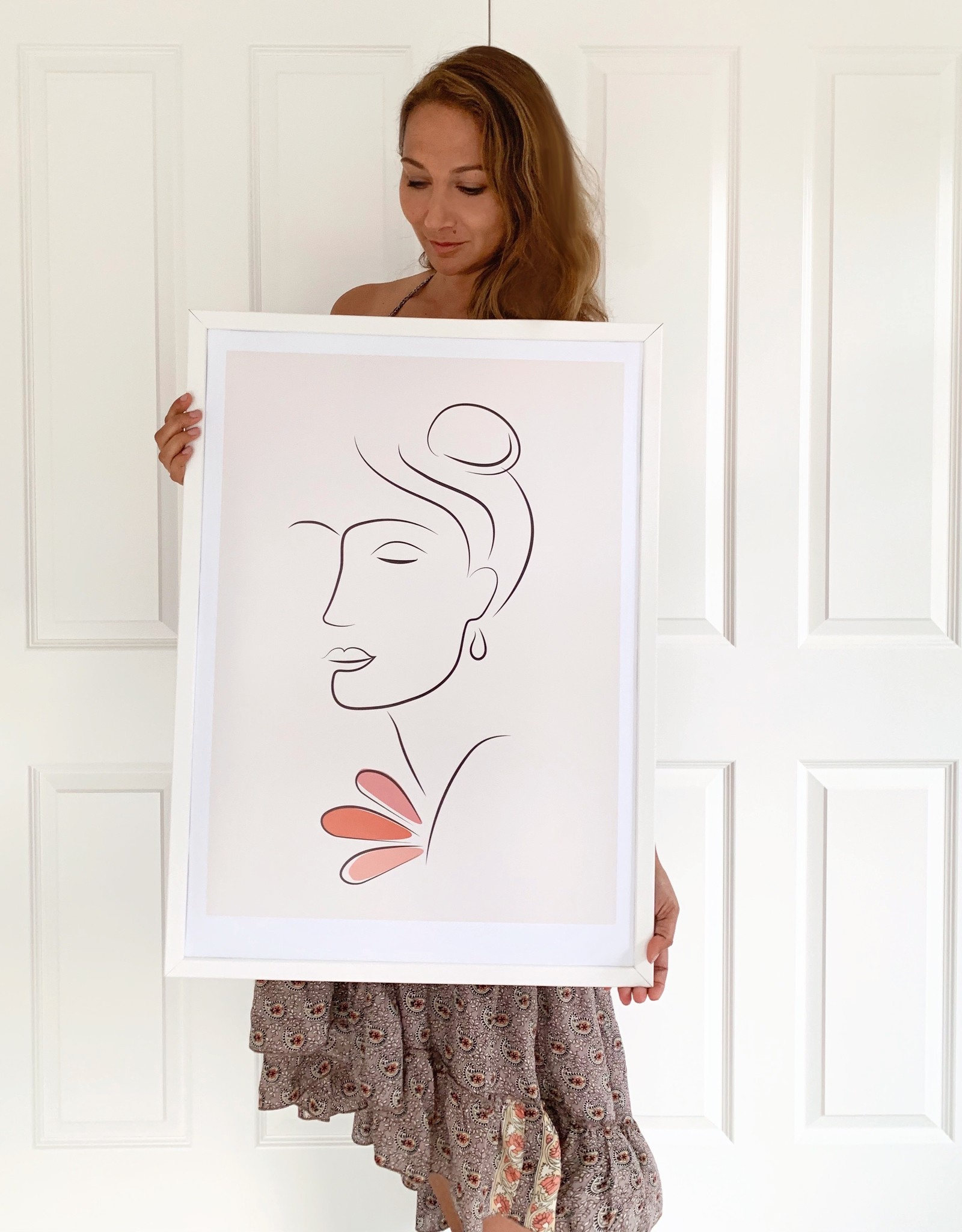 Frida Pure Print