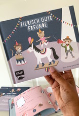 """Freundebuch """"Tierisch gute Freunde"""""""