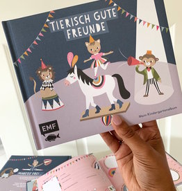 "Book for friends ""Tierisch gute Freunde"""