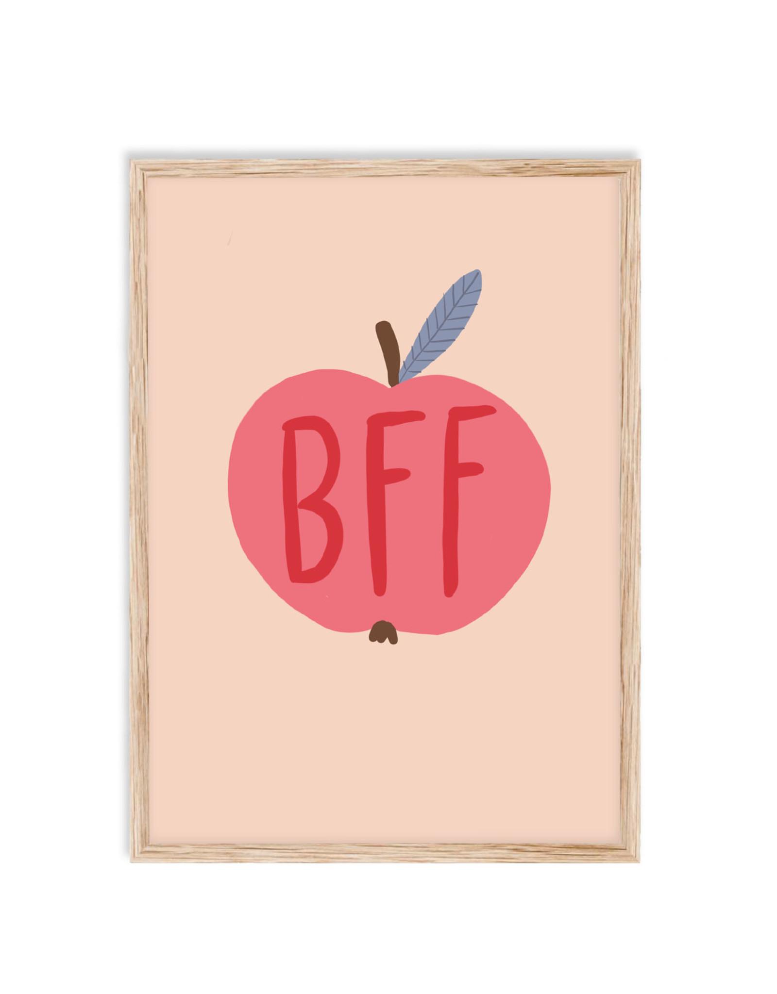 Poster für's Kinderzimmer BFF