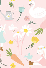 Geschenkpapier-Lovely Springtime