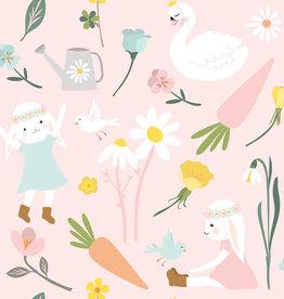 Geschenkpapier Lovely Springtime