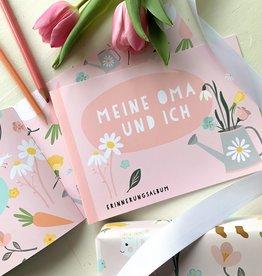 """Erinnerungsalbum """"Meine Oma und ich"""""""