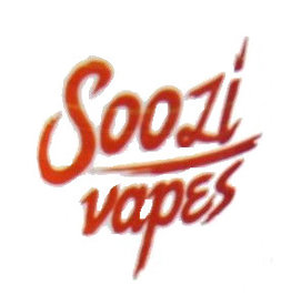 Soozi Vapes 10ml TPD Compliant 50/50 PG/VG Soozi Vapes 6mg 10ml 50/50 TPD compliant E-liquids sold as a pack of 25