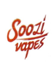 Soozi Vapes 12mg 10ml 50/50 TPD compliant E-liquids sold as a pack of 25